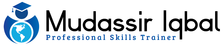 Mudassir Iqbal, Professional Skills Trainer